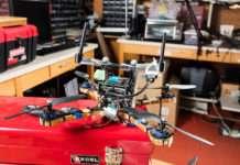 bağımsız drone gruplarını güvenlik açıklarına karşı korumak