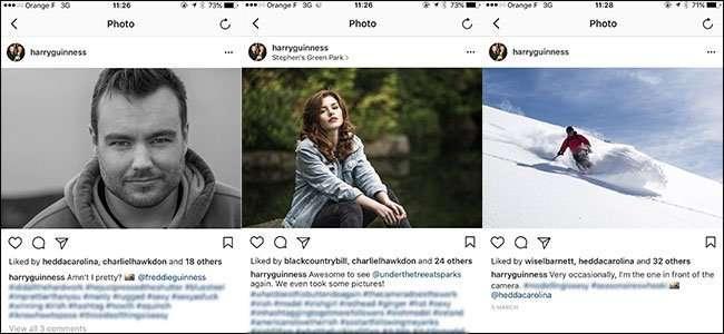 Instagram için harika resimleri nasıl çekebileceğimize