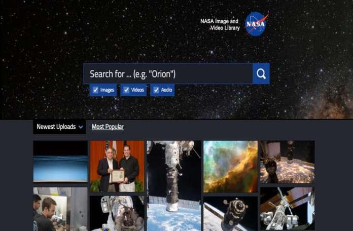 NASA 60 koleksiyondan oluşan yüksek çözünürlüklü resim