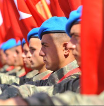 Türkiye ve Almanya askeri gücü kıyaslaması