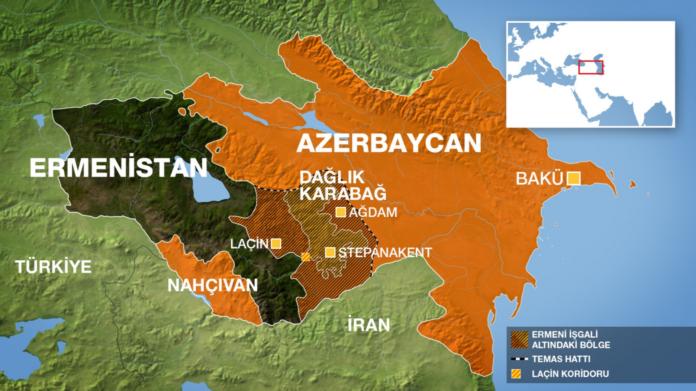 Azerbaycan ve Ermenistan'nın askeri gücü