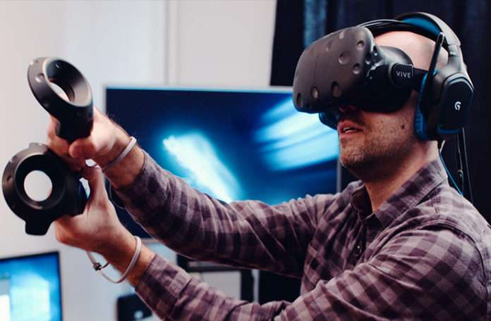 YouTube VR oyun videoları için bir oynatma listesi oluşturdu