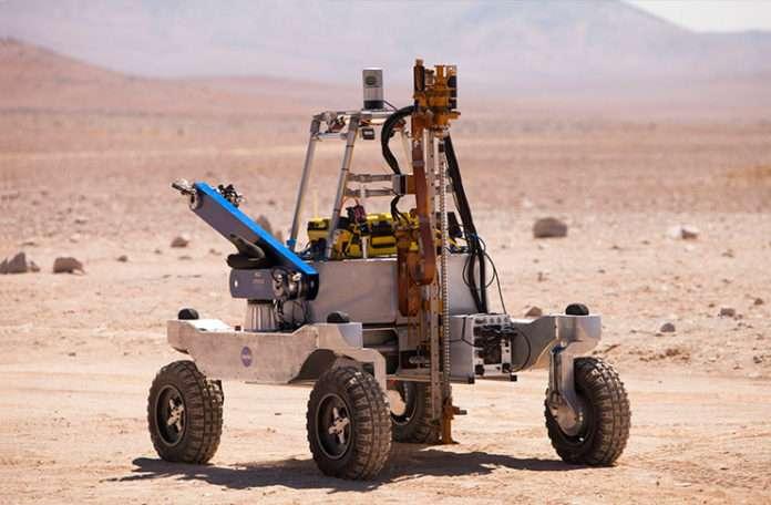 NASA, Mars 2020 gezgin robotu ile hem örnek toplamak hem de yaşam belirtileri aramak istiyor.