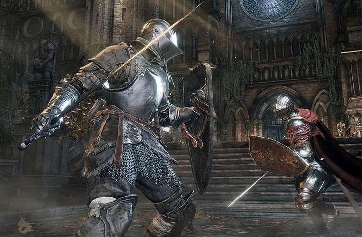 Dark Souls 3'e PS 4 Pro güncellemesi geliyor