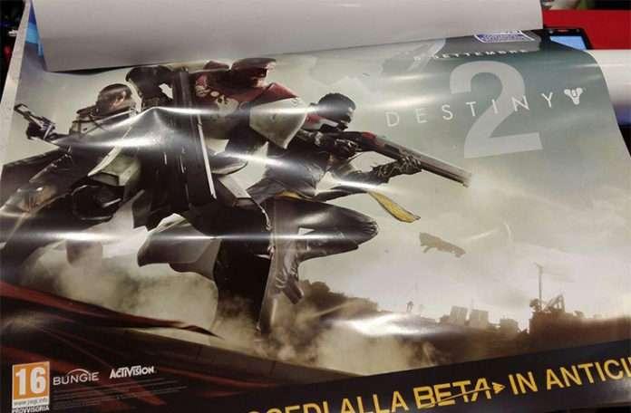 Destiny 2'nin çıkış tarihi yanlışlıkla sızdı