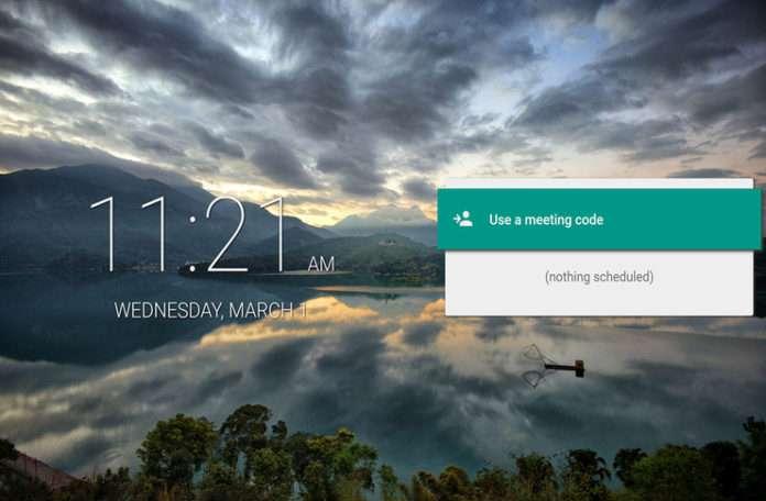 Meet, Google Hangouts