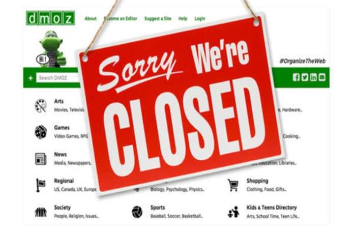 İnterneti organize etmeyi hedefleyen 'DMOZ' 19 yıl sonra kapandı