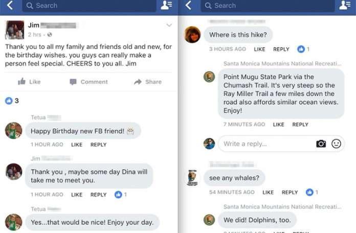 Facebook yorumları konuşma balonları içerisinde sunulacak
