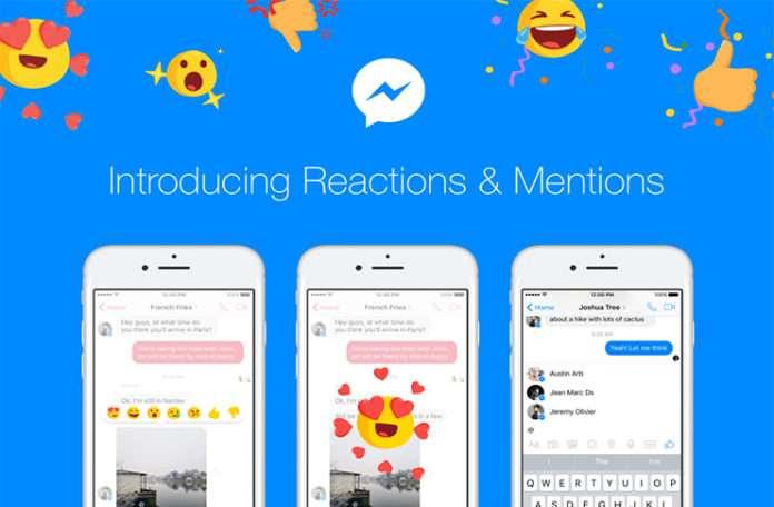 Facebook Messenger'a tanıdık özellikler geldi