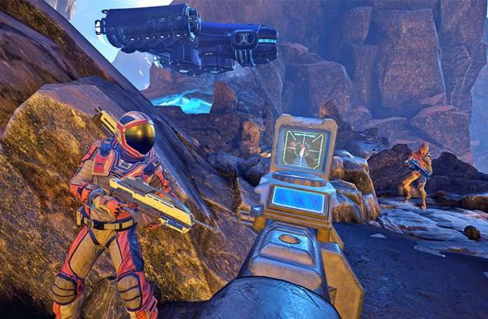Farpoint, PS oyun oabancasıyla oynanabilen ilk oyun