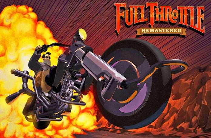 Full Throttle Remastered'ın çıkış tarihi 18 nisan olarak duyuruldu
