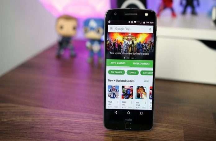 Google Play'deki 132 uygulama