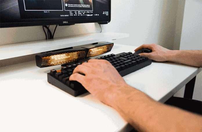 Oyuncuların elini sıcak tutacak cihaz, kitle fonu kampanyasına başladı
