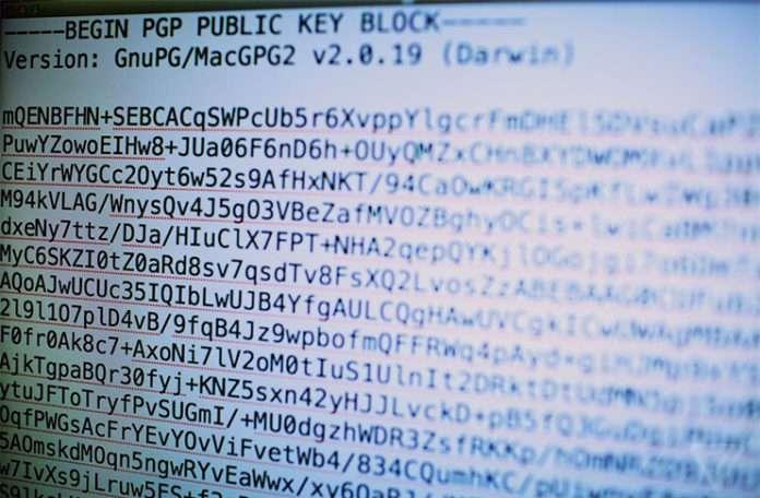 Gizli bilgilerinizi saklamak için kripto uygulamalarına güvenmeyin