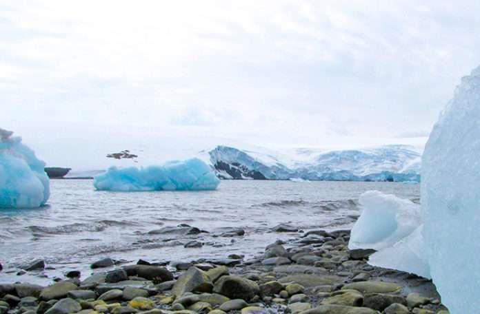 Antartika'daki meteorolojik ölçümler 17.5 °C'ile yeni bir sıcaklık rekorunu kırdı