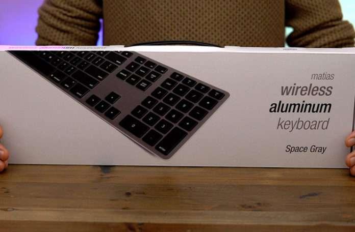 Apple Mac'ler için en iyi klavye bu mu?