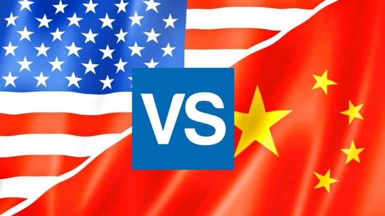 ABD Çin Askeri Güç Karşılaştırması. ABD vs Çin '2017'