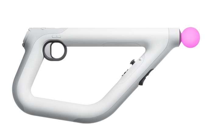 Farpoint aynı zamanda PS oyun tabancasıyla oynanabilen ilk oyun