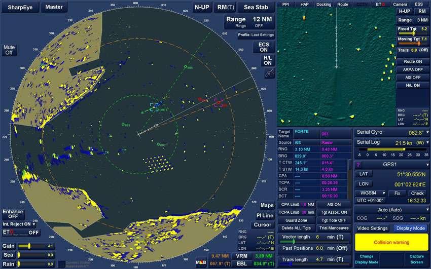 ALPER Gemi LPI Radarı