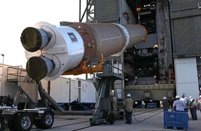 Atlas V roketi bugün NROL-79 görevi kapsamında fırlatılacak