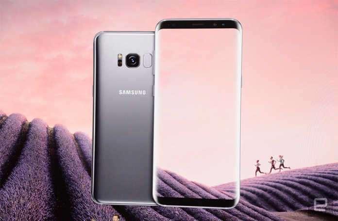 Galaxy S8'in ön siparişler başlayacak