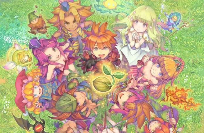 Square Enix 'Mana' serisini koleksiyon olarak Switch'e çıkarıyor