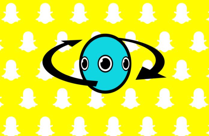 Snap geleceğin ürünü olarak 360 dereceli kameraları