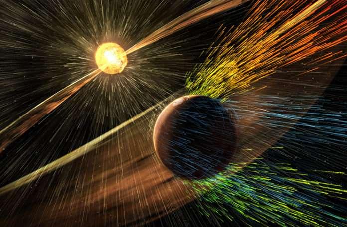 NASA, Mars atmosferini korumak amacıyla manyetik kalkan kurmayı öneriyor
