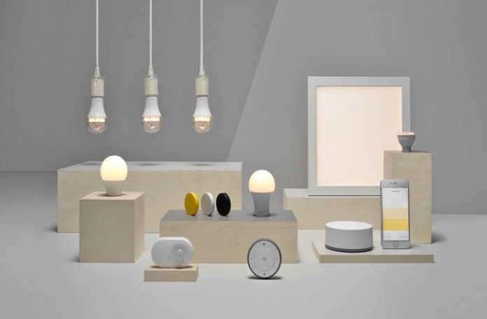 IKEA'nın kendi sesinizle açıp kapatabileceğiniz akıllı ekonomik aydınlatması