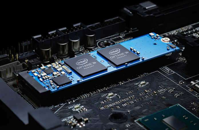 Intel'in 3D Optane depolama birimini