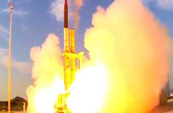 Space X roketin