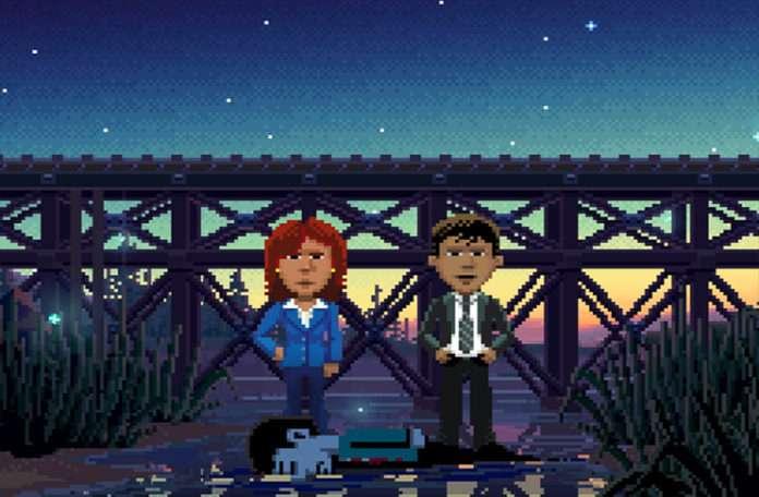 LucasArts tarzındaki Thimbleweed Park Mart ayı sonunda geliyor!