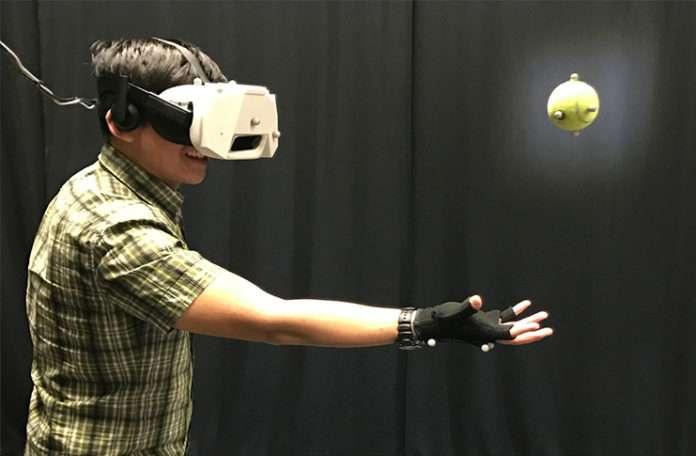 Disney araştırma ekibinden VR'da hareket yakalama sistemi