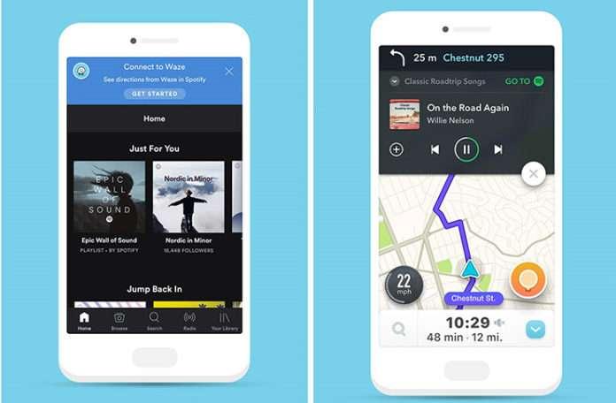 Navigasyon uygulamanız üzerinden müzik dinleyebileceksiniz