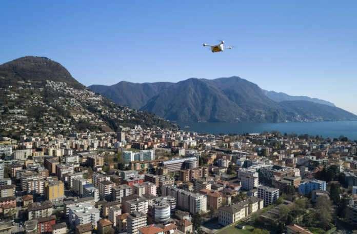 Matternet'e günün herhangi bir saatinde drone uçurma izni