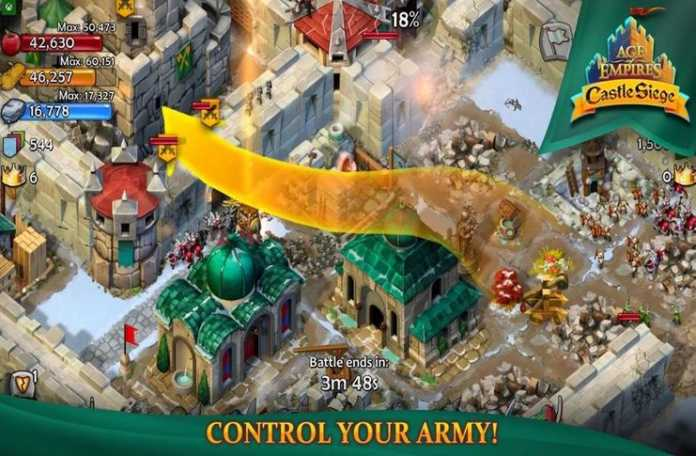 Age of Empires: Castle Sige