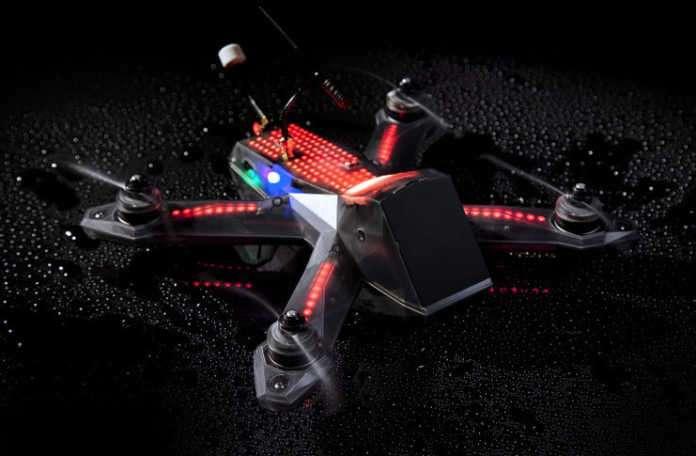 Racer3 isimli drone, 85 MPH azami hıza sahip
