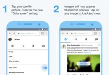 Twitter Lite bir megabyte'tan daha az yer tutuyor