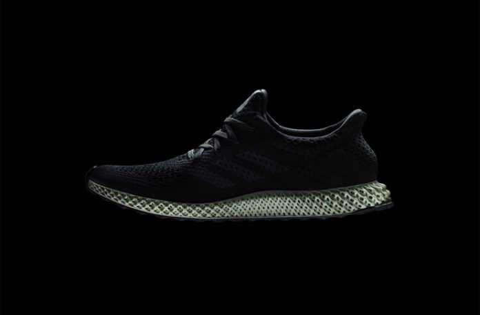 Adidas'ın Futurecraft 4D koşu ayakkabısı