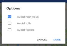 Google Haritalar yaptığınız seçimleri artık hatırlayacak