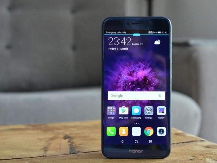 Huawei, Honor 8 Pro telefon modelinin tanıtımını yaptı