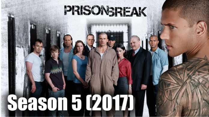 Prison Break yeni