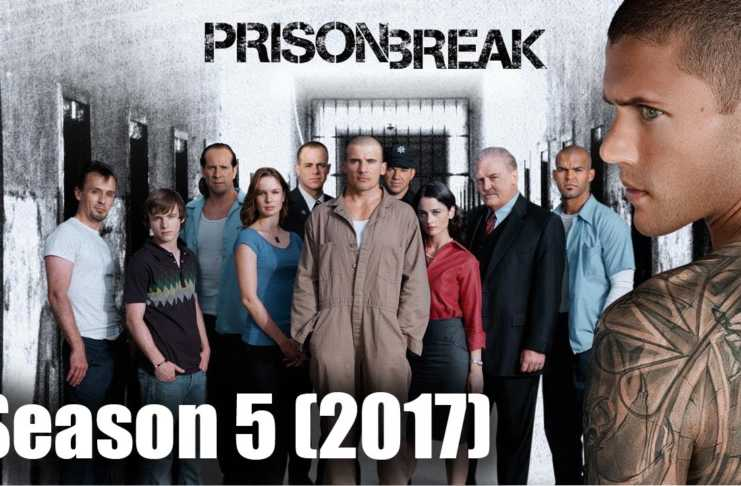 Prison Break yeni