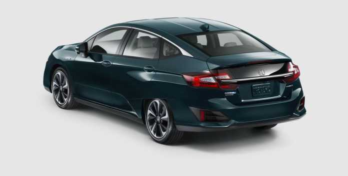 Honda Clarity elektrikli ve plug-in hibrid sürümleri tanıtıldı
