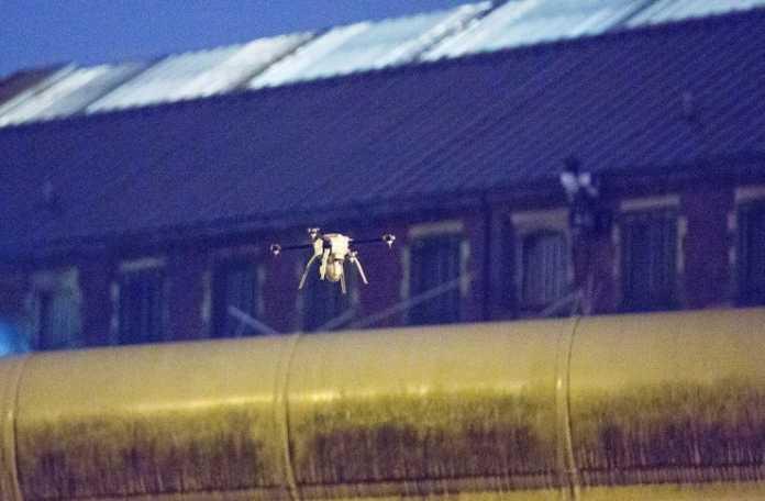 yeni bir 'Manga' kurulacağını duyurarak, kaçırılan drone'ların sahiplerine iade