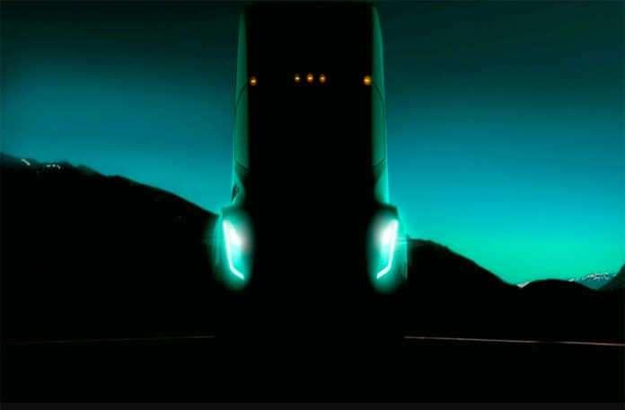 Tesla'nın 2016'dan bu yana üzerinde çalıştığı elektrikli yarı-kamyon