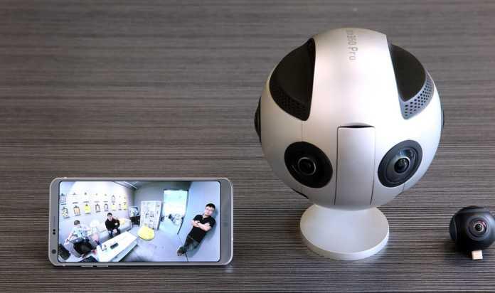 Insta360 Pro, 8K VR kamera