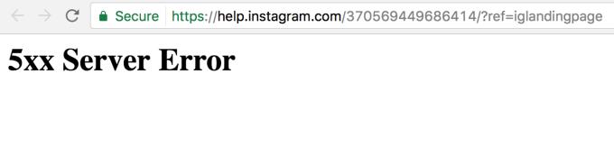 Instagram Yardım Sayfası