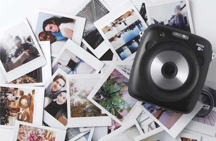 Fujifilm'in yeni 'Instax' kamerası Instagram'ı gerçek hayata taşıyor