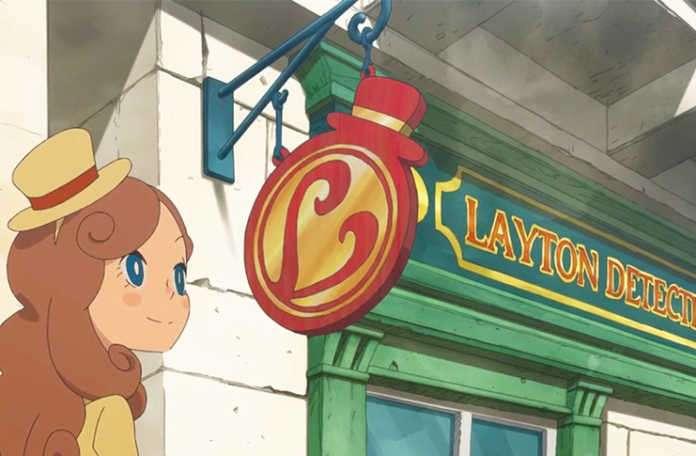 Layton'un yeni oyunu 3DS'ten önce Android ve iOS'da